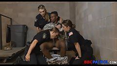 best of Female cops patrol black
