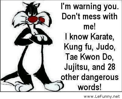 Funny quotes on warnings