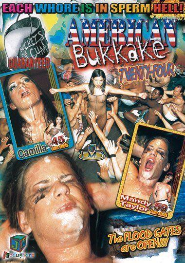 American bukkake 5 free