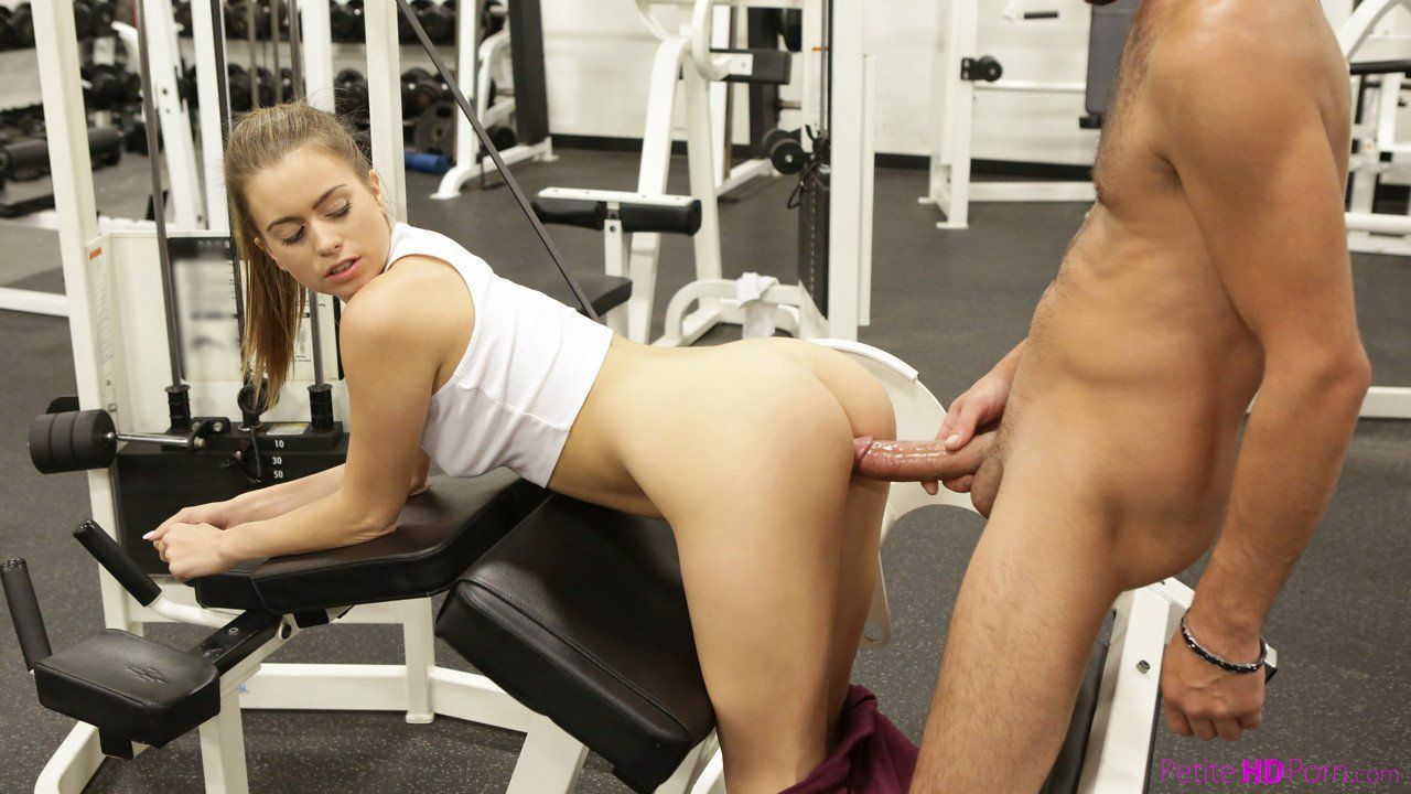 Sparkplug reccomend Porn in the gym