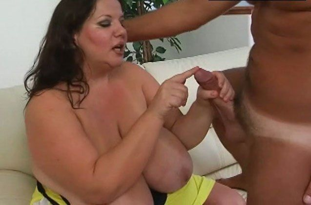 Obese girl covered in cum porn