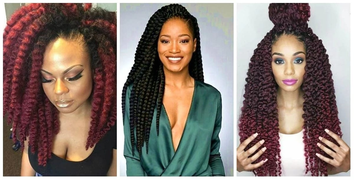 best of Hair natural Crochet with braids