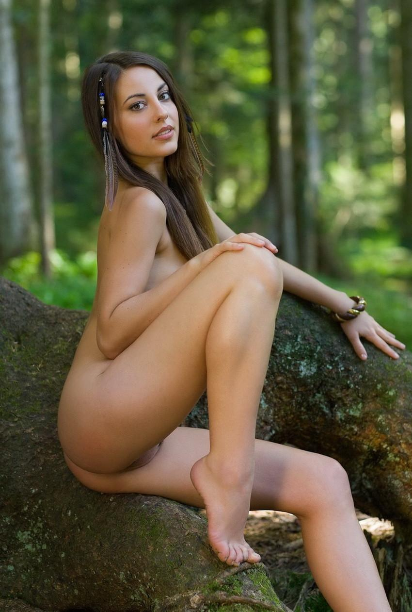 Hot sexy naked native american pussy