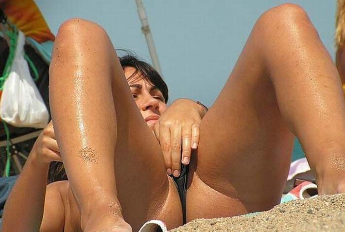 Lady L. reccomend Sunbathing nudist european