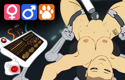 Adult flash games bondage milk