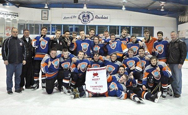 Earnie reccomend Midget boys hockey