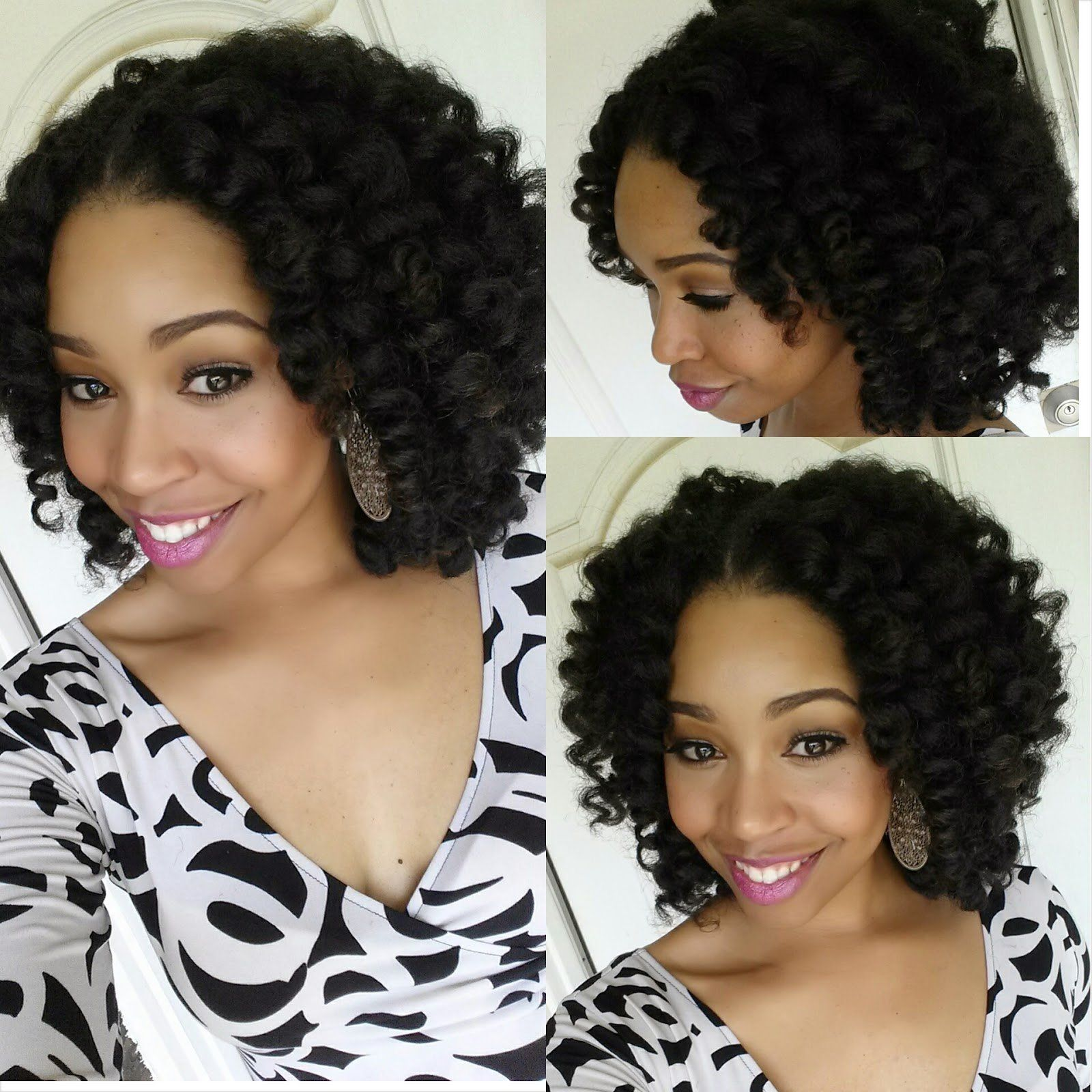 Nova reccomend Crochet braids with natural hair