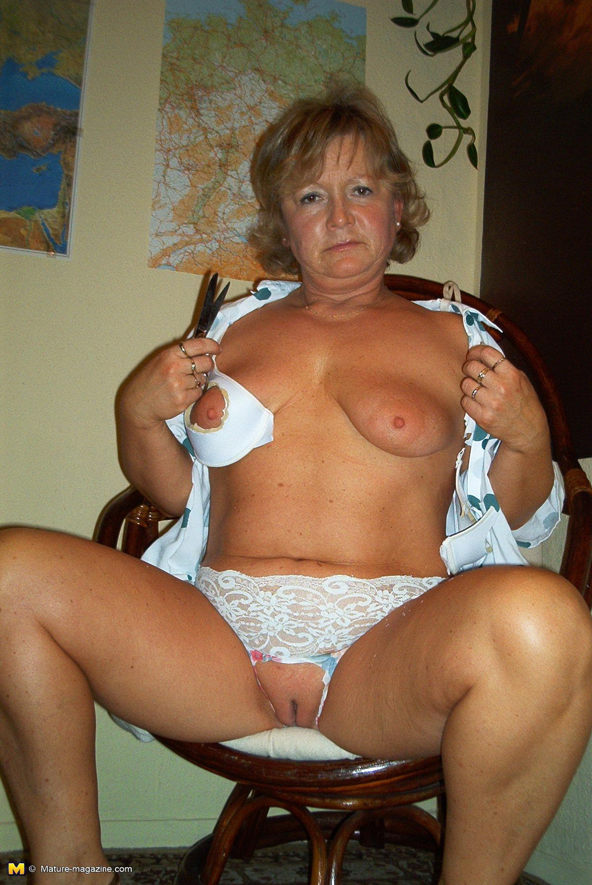 Free mature picture slut